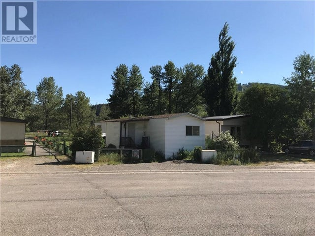 12742 23 Avenue - Blairmore Mobile Home for sale, 2 Bedrooms (ld0107917) #1